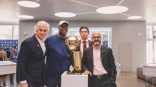 Milano, Gary Payton ospite d'onore della mostra Nba Overtime