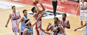 Legnano Basket Knights vs Basket Lecco (Studiosally)