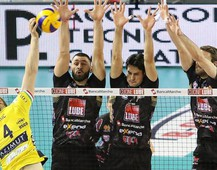 Lube-Azimut (Spalvieri/Lubevolley.it)