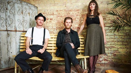 La band dei Lumineers