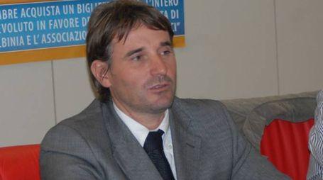 Il segretario provinciale del Pd, Marco Simiani