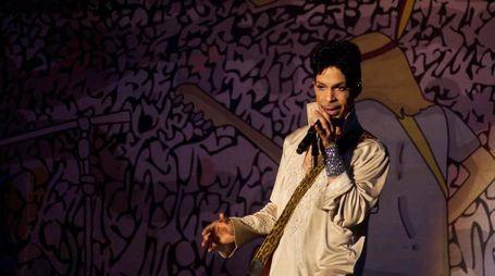 Prince sul palco