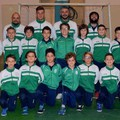 I baby calciatori dell'Atletica Castello