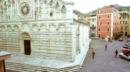 Il duomo di Carrara