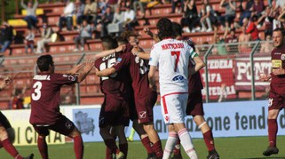 Pontedera-Piacenza, le foto della partita