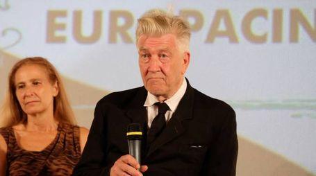 David Lynch a Lucca
