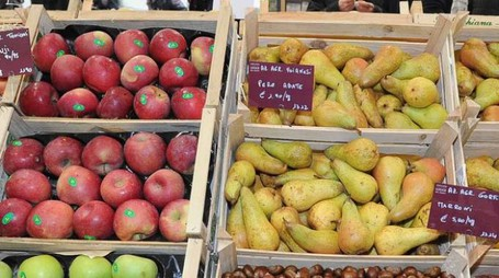 Cassette di frutta