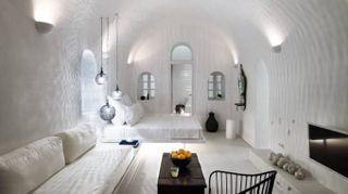 Cave Suite: una grotta dagli interni eleganti e sofisticati