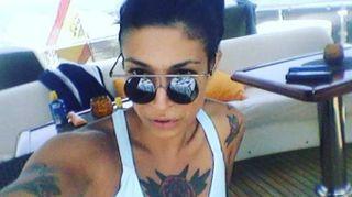 Jasmine Criscenti, la mora che accende Valentino Rossi