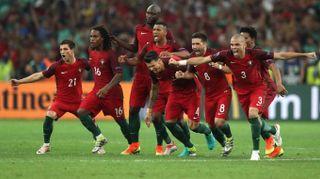Euro 2016, Polonia-Portogallo: la fotocronaca della partita