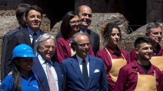 Colosseo: Franceschini, suo restauro riguarda il mondo