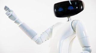 E' nato R1, il robot domestico made in Italy