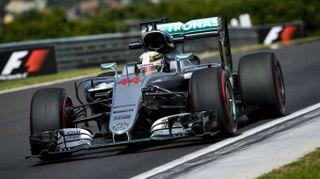 F1:Ungheria,Mercedes davanti a tutti nelle prime libere