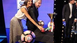 Serie A, calendario 2016/17: le immagini dell'evento