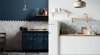 Relooking in cucina: cambiare le piastrelle