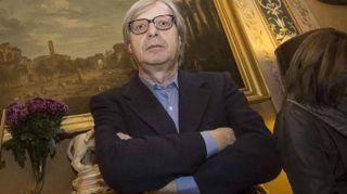 Premi: a Vittorio Sgarbi il premio 'Dietro la Lavagna'