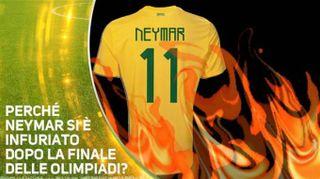 Neymar su tutte le furie: che succede al campione?
