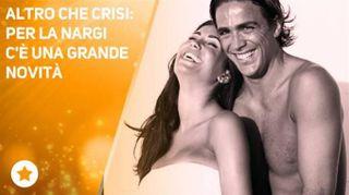 Federica Nargi e 'Mitra Matri':saranno fiori d'arancio?