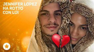 Jennifer Lopez, indignata, ha lasciato il suo ragazzo