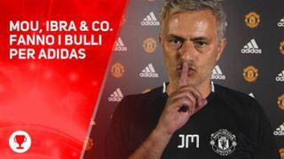 Mourinho zittisce tutti nel nuovo spot Adidas
