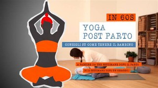 Yoga post parto: lezione 6