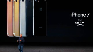 """Apple, presentato Iphone 7. Tim Cook: """"E' il migliore di sempre"""""""