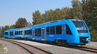 Germania, in arrivo il primo treno a idrogeno