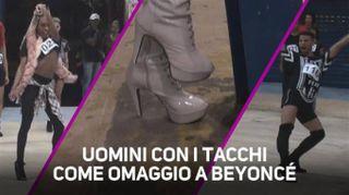 Ballerini in tacchi a spillo: le audizioni per Beyoncé