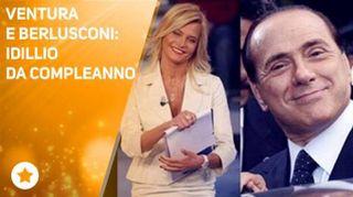 La Ventura e Berlusconi: nostalgia in Rete?
