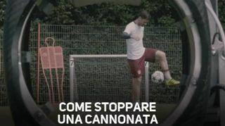 A lezione dal Bayern: come stoppare una palla a 100 kmh