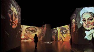 "A Roma, la mostra ""Van Gogh Alive - The Experience"""