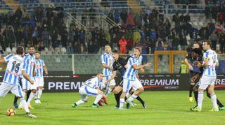 Serie A: Pescara-Atalanta 0-1