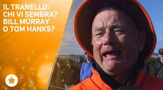 La foto fa il giro del web: è Bill Murray o Tom Hanks?