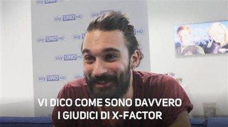 X Factor, le confessioni di Andrea: 'Fedez è... furbo'