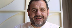 Lo chef Gianfranco Vissani