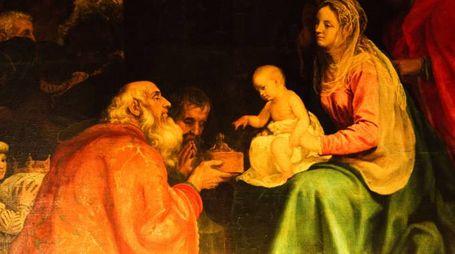 L'epifania in un dipinto di Bartolomeo Carducci – Foto: Ken Welsh / Alamy