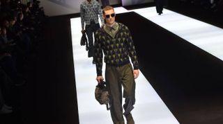 Milano Fashion Week, sfila Emporio Armani