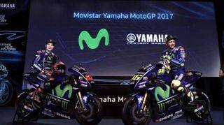 "Motogp:presentata Yamaha 2017.Rossi, ""Vinales? Come Lorenzo"""