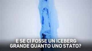 Crepa di 44km in Antartide spaventa gli scienziati