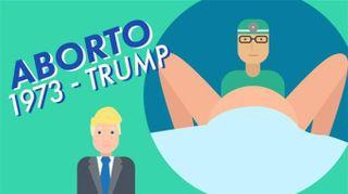 Breve storia dell'aborto: dalla legalizazzione a Trump