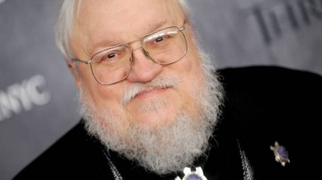 George R. R. Martin. In uscita un prequel di Game of Thrones - (Foto: Olycom)