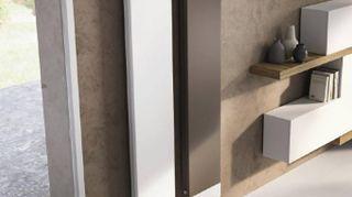 TI-Q, il radiatore di design con la  cover