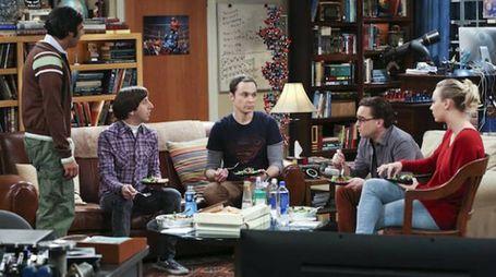 Il cast principale di 'The Big Bang Theory' – Foto: CBS