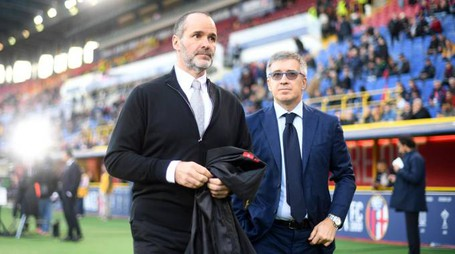 Claudio Fenucci e Joey Saputo