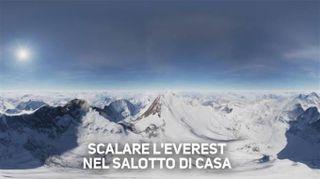 Scaleresti l'Everest dal tuo salotto?