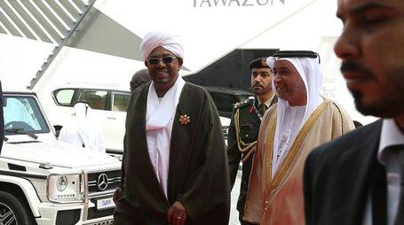 Il presidente sudanese Omar al-Bashir (Lapresse)