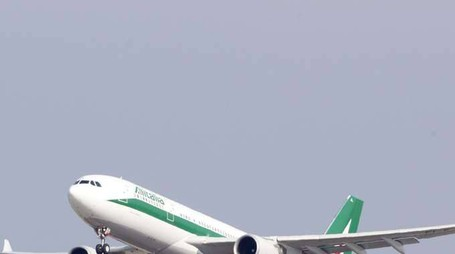Salta incontro su contratto Alitalia