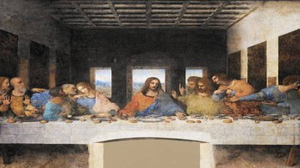 Anche l'Ultima Cena in fedele riproduzione nel museo