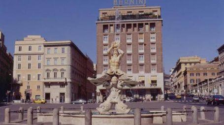 La Fontana del Tritone, credits sovraintendenzaroma.it