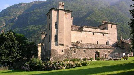 Castello di Issogne. Foto Mauro Beccaceci via WikiCommons